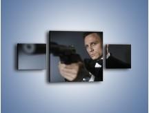 Obraz na płótnie – Bond. james bond – trzyczęściowy L239W4