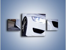 Obraz na płótnie – BMW E92 M3 Coupe – trzyczęściowy TM089W4