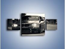Obraz na płótnie – BMW M3 – trzyczęściowy TM092W4