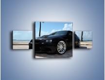 Obraz na płótnie – BMW M3 GTS – trzyczęściowy TM095W4