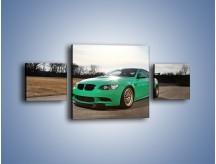 Obraz na płótnie – BMW E92 M3 Tuning – trzyczęściowy TM108W4