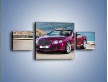 Obraz na płótnie – Bentley Continental Speed GT – trzyczęściowy TM187W4