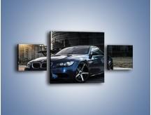 Obraz na płótnie – BMW E92 M3 – trzyczęściowy TM213W4