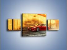 Obraz na płótnie – BMW 3 F37 – trzyczęściowy TM235W4