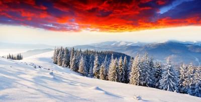 Cały urok gór zimą - KN805