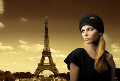 Czarna dama w paryżu - L114