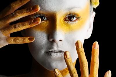 Farby do twarzy i ciała - L345
