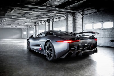 Jaguar C-X75 - TM201