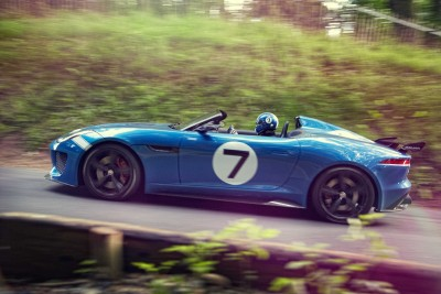 Jaguar Project 7 - TM233