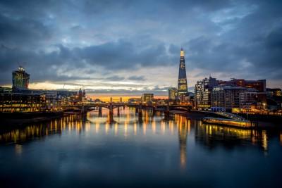 Millennium Bridge w Londynie - AM651