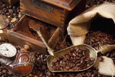 Szuflada pełna kawy - JN356