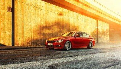 BMW 3 F30 - TM235
