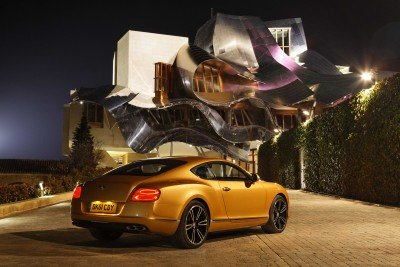 Bentley Continental GT V8 - TM190