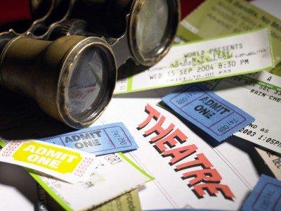 Bilety ze sztuk teatralnych - O062