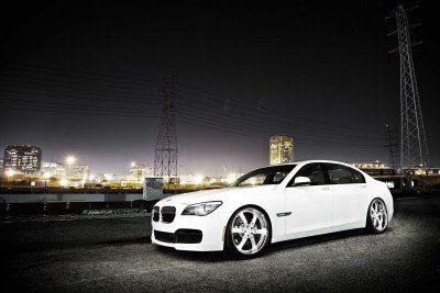 Bmw 750LI D2forged - TM107