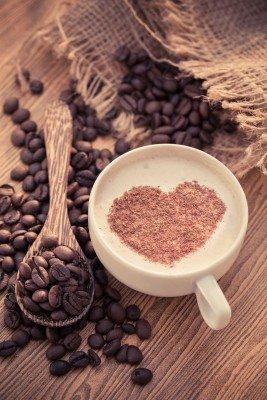 Idealne serce na kawie - JN689