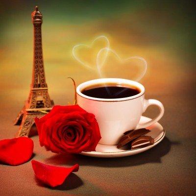 Kawa pełna miłości - JN412