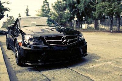 Mercedes-Benz C 63 AMG Coupe - TM109