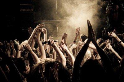 Oklaski na koncercie - L025