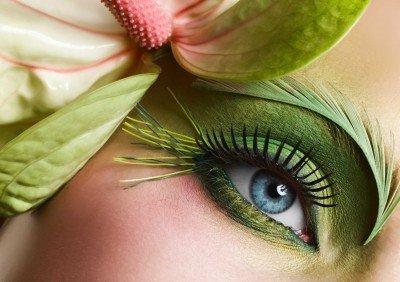 Oko w zieleni - L050