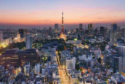 Tokyo o poranku - AM633