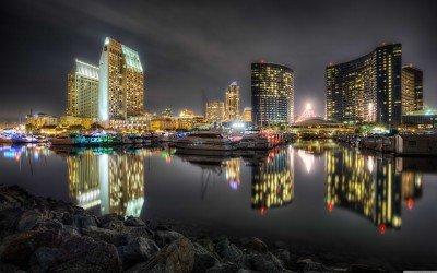 Zatoka w San Diego - AM579