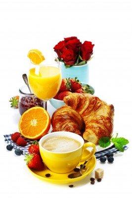 Zdrowe śniadanie dla zakochanych - JN240