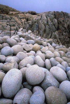 Zjeżdżalnia z usypanych kamieni - KN316